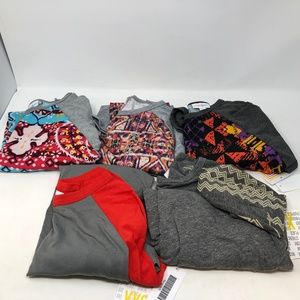 Lularoe bundle lot of 5 Randy T's XXS NWT